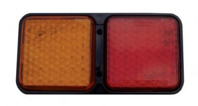 Стоп светлина LED за колесар 12V