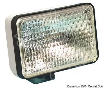 Прожектор за roll-bar 55W, халогенен 152см