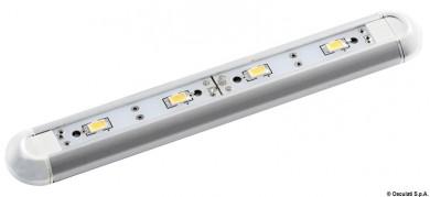 Светлина интериорна водо- и удароустойчива 12V 4/8/10 LEDs