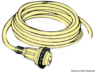 Захранващ кабел с щепсел МАRINCO 16/32A 220V САЩ