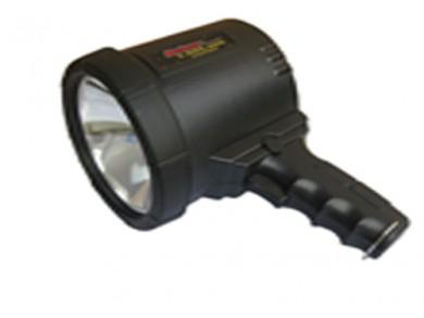 Прожектор 12V/ 100W със зарядна батерия.