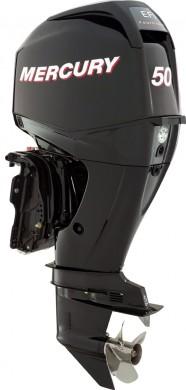 Mercury 50HP дистанционно управление
