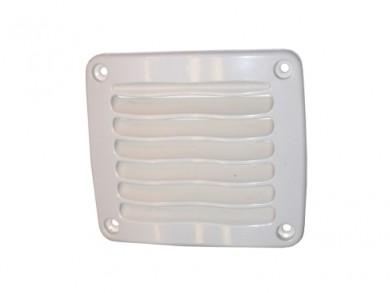 Вентилационна решетка 12.4x11cm пластмаса