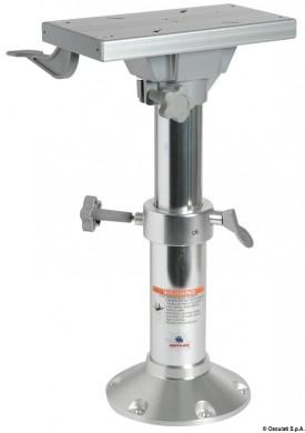Поставка / основа за седалка телескопична 340/470мм алуминий
