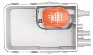 Система за отпадни води баня 48lt/min