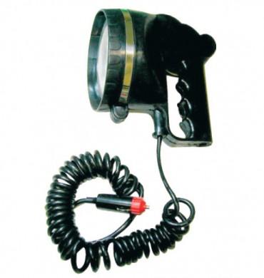 Прожектор ръчен с жак 12V 55W
