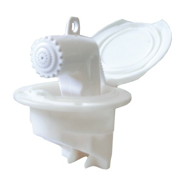 Поставка за душ 95х75х63мм