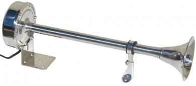 Сирена тромпет 12V 112dB inox