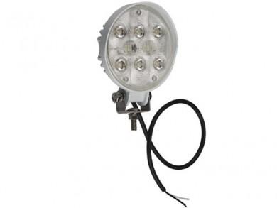 Прожектор 8xLED кръгъл