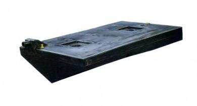 Резервоар горивен V-образно дъно 100/150л