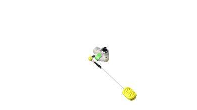 Ръчно раздувно устройство за надуваема жилетка