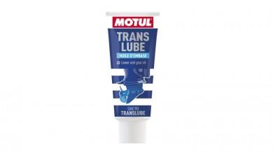 Трансмисионно масло MOTUL 350мл