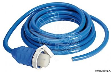 Захранващ кабел с щепсел 50А 220V Китай