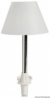 Лампа настолна с жак 12V