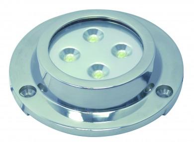 Подводна 4 LED светлина 12V