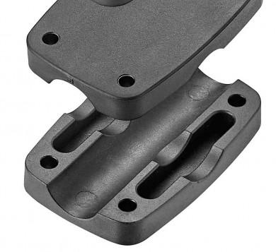 Адаптер за монтаж на релинг (тръба) ф22/32мм към поставка за въдица С12763