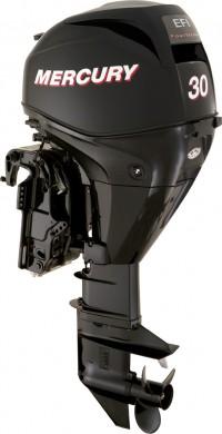 Mercury 30HP ръчно / дистанционно управление