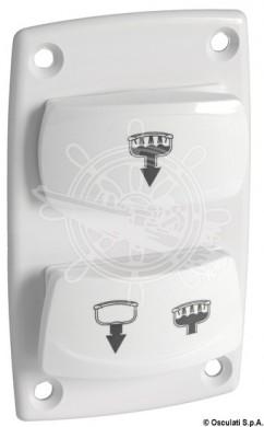 WC контролен панел ръчен