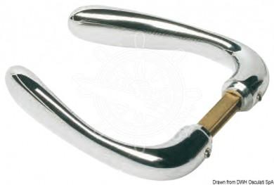 Ръкохватка чифт 8мм за брава антивибрационна код 38.408.хх