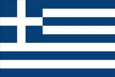 Флаг Гърция