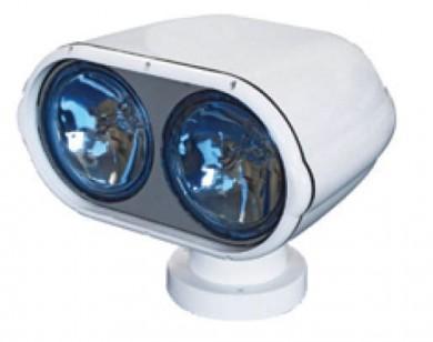 Прожектор с дистанционен контрол 12V