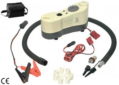 Електрическа помпа с манометър BRAVO BTP12
