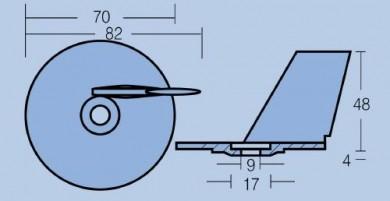 Анод Suzuki 20-25-30HP