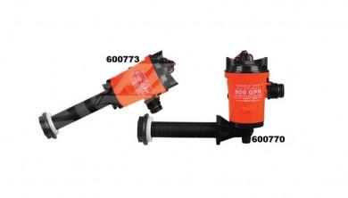 Аераторна помпа за рибен резервоар 12V 58л/мин