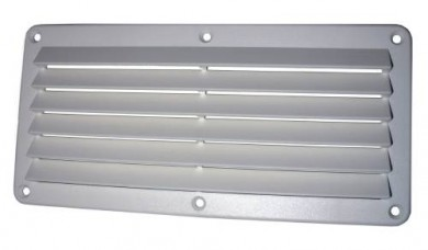 Вентилационна решетка 26x12.7cm, пластмаса