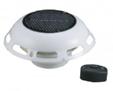 Вентилатор със соларно захранване