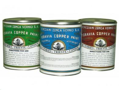 Противообрастваща боя Moravia Copper с меден оксид Турция