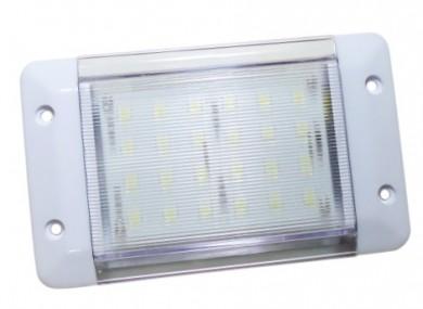 Таванна водозащитена LED лампа 12V
