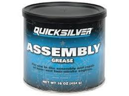 Quicksilver грес за вътрешни части