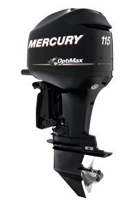 Mercury Seapro 115 ELPT