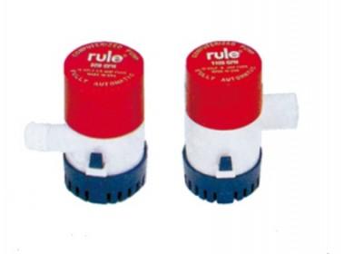Помпа RULE автоматична 12V 500/1100GPH
