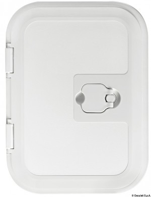 Капак с рамка 280x380mm