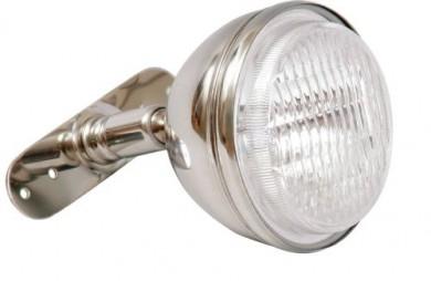 Прожектор 12V 55W inox