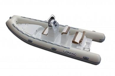 Lomac 580cm OK Италия Hypalon