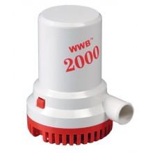 Осушителна помпа 12/24V, 2000GPH (код 03958-12/24)