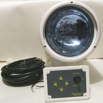 Прожектор с дистанционен контрол 12/24V