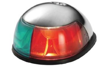 Светлина биколорна 12V 10W inox