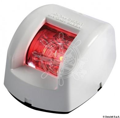 Светлина навигационна 12V LED червена/зелена