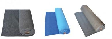 Морски килим син/сив цвят