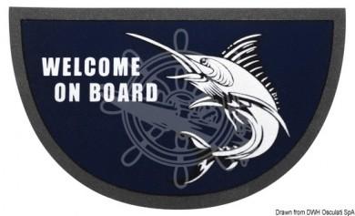 Изтривалка Marlin 40х68 см