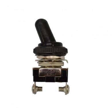 Ключ ON/OFF 12V 15A с капаче водонепроницаем